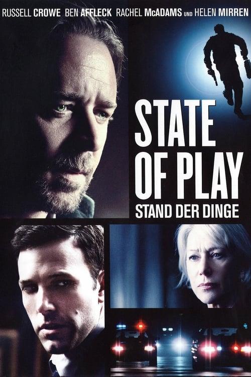 State of Play - Stand der Dinge - Thriller / 2009 / ab 12 Jahre