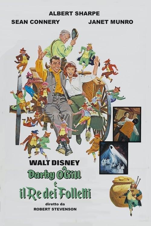 Darby O'Gill e il re dei folletti (1959)
