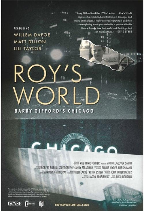 مشاهدة Roy's World: Barry Gifford's Chicago في ذات جودة عالية HD 1080p