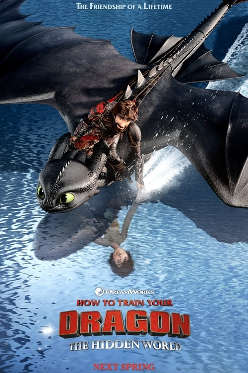 Watch How to Train Your Dragon: The Hidden World Online Collider