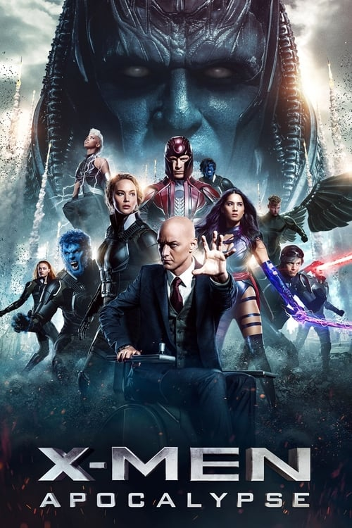 Largescale poster for X-Men: Apocalypse