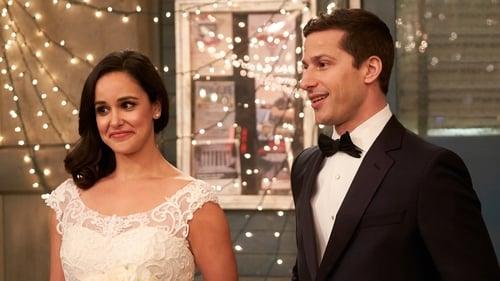 Brooklyn Nine-Nine - Season 5 - Episode 22: Jake & Amy