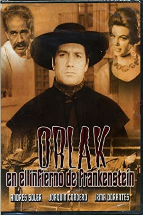 Orlak, the Hell of Frankenstein movie poster