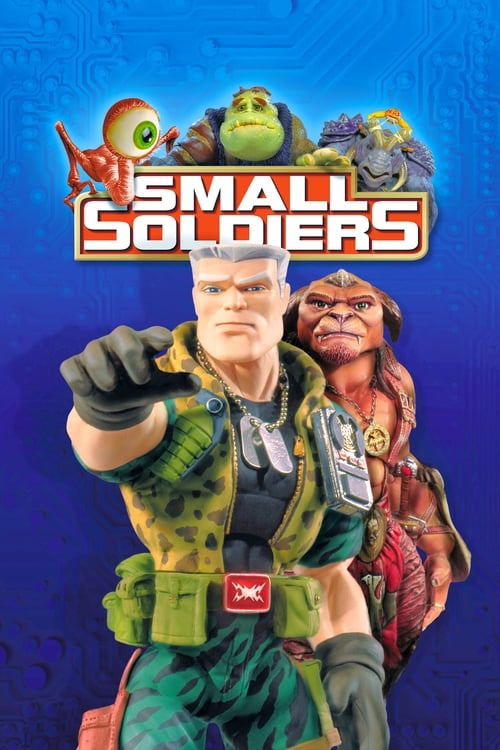 Streaming Small Soldiers (1998) Full Movie