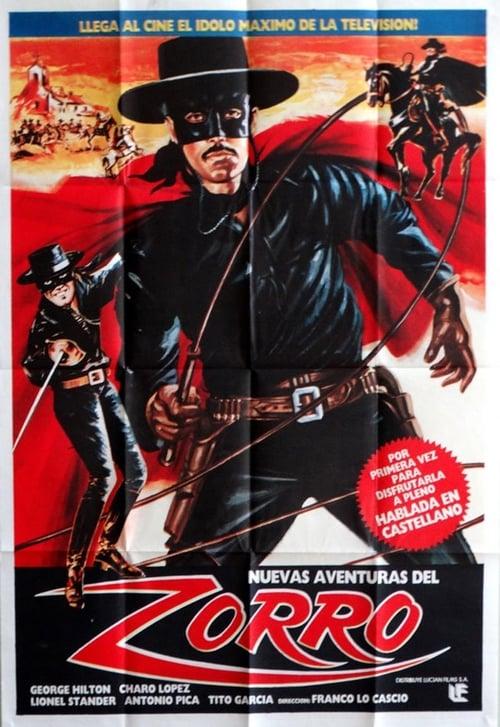 Mira Las nuevas aventuras del Zorro En Español En Línea