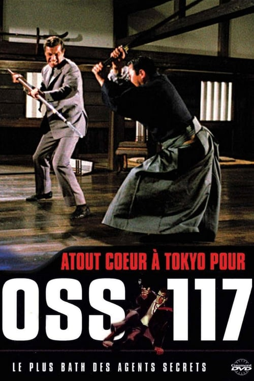 O.S.S. 117: Mission to Tokyo (1966)