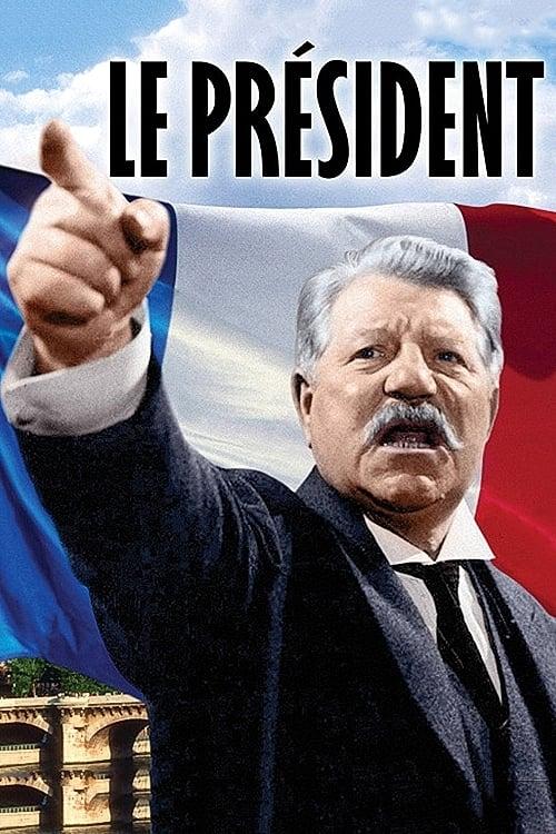 Largescale poster for Le Président