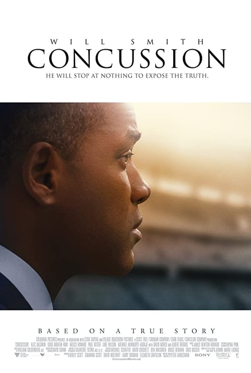Watch Concussion (2015) Movie Free Online