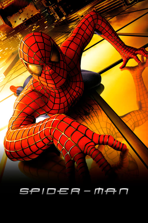 Largescale poster for Spider-Man