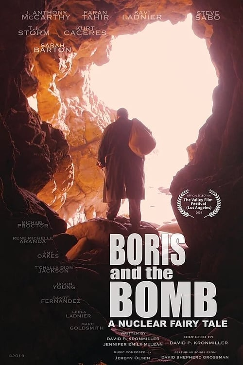 Poster von Boris and the Bomb