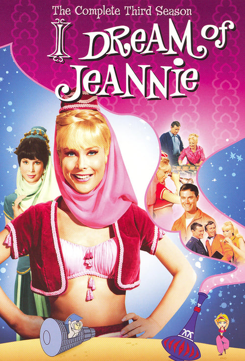 I Dream of Jeannie Poster