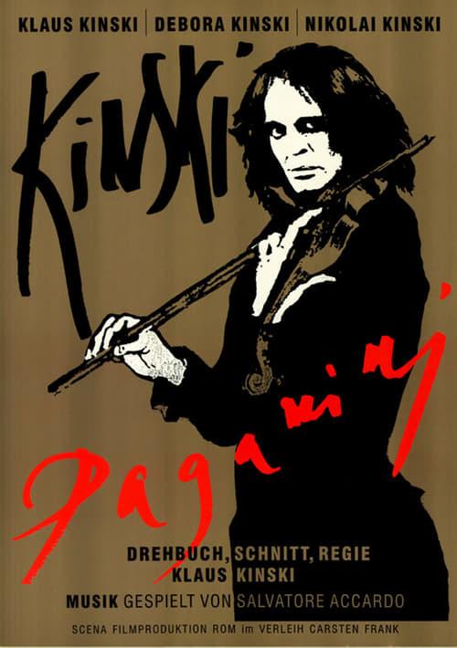 شاهد الفيلم Kinski Paganini بجودة HD 1080p عالية الجودة