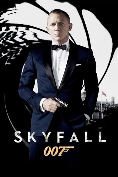 Largescale poster for Skyfall