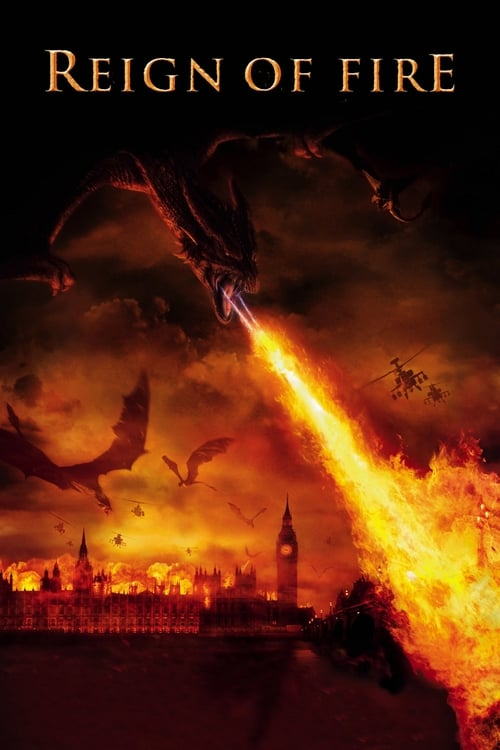 Largescale poster for Reign of Fire