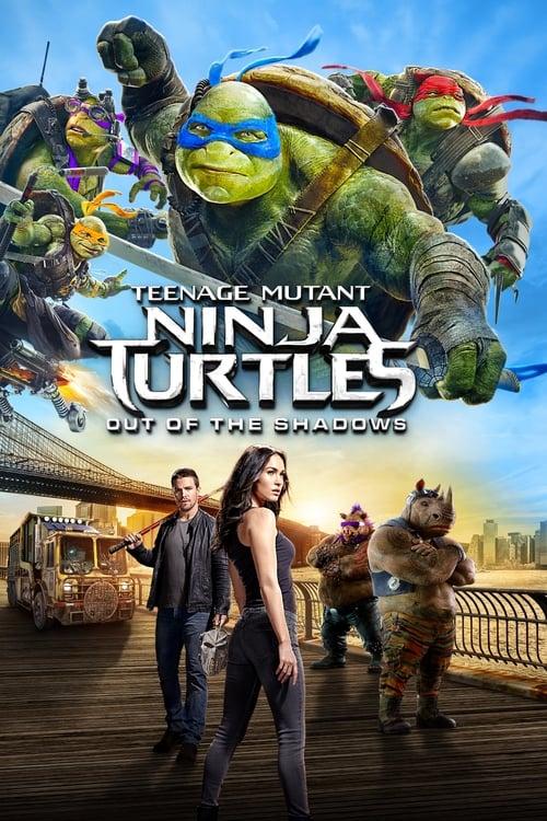 Teenage Mutant Ninja Turtles: Out of the Shadows - Action / 2016 / ab 12 Jahre