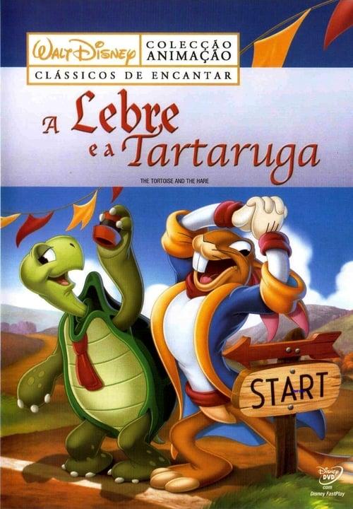 Assistir A Grande Corrida - A Tartaruga e a Lebre Em Boa Qualidade Hd 1080p