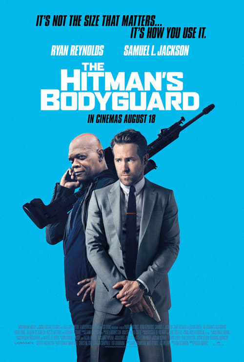 Look at the page The Hitman's Bodyguard