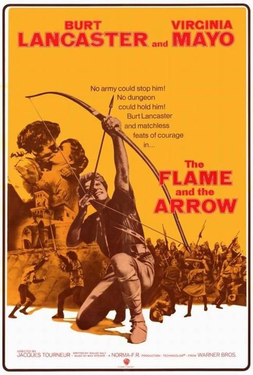 La leggenda dell'arciere di fuoco (1950)