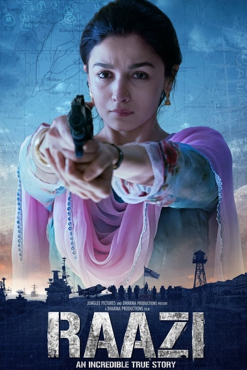 Streaming Raazi (2018) Movie Free Online