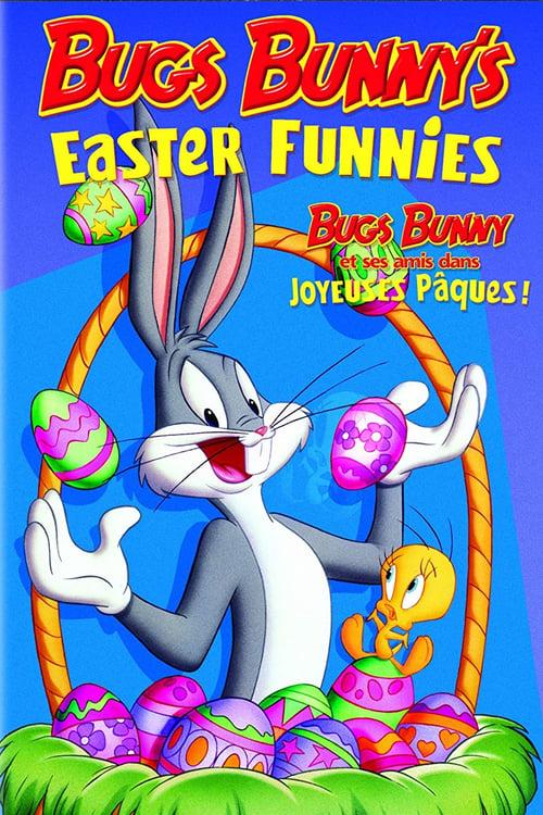 Mira La Película Bugs Bunny's Easter Funnies En Buena Calidad Hd