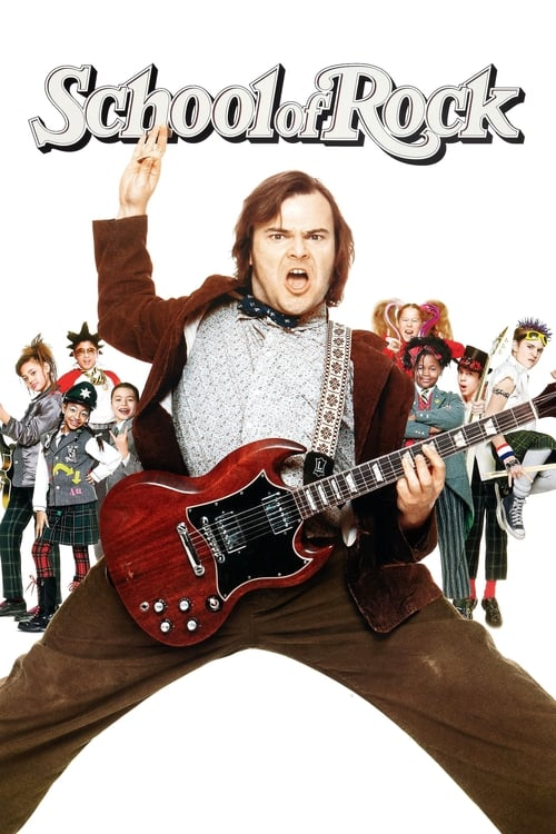 Streaming School of Rock (2003) Movie Free Online