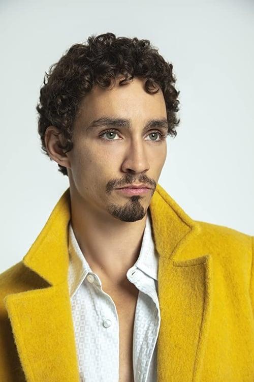 Kép: Robert Sheehan színész profilképe