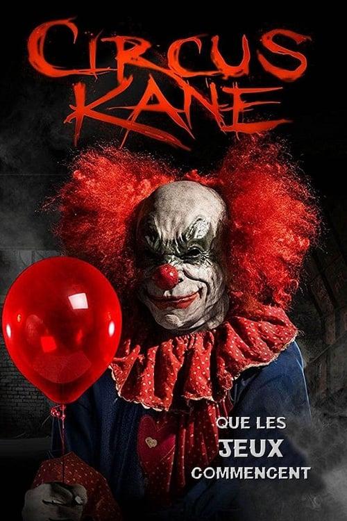 Circus Kane Affiche de film