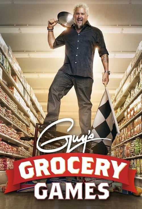 Guy's Grocery Games cover