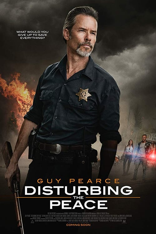 Disturbing the Peace (2020) Poster