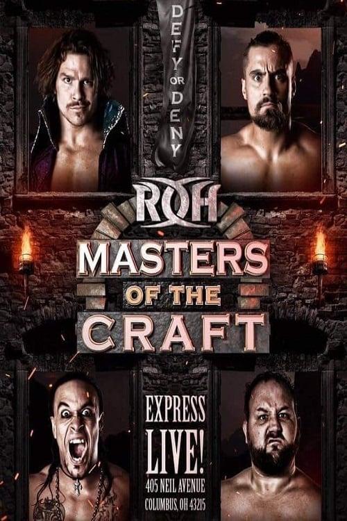 Assistir ROH Masters Of The Craft 2018 Em Boa Qualidade Hd