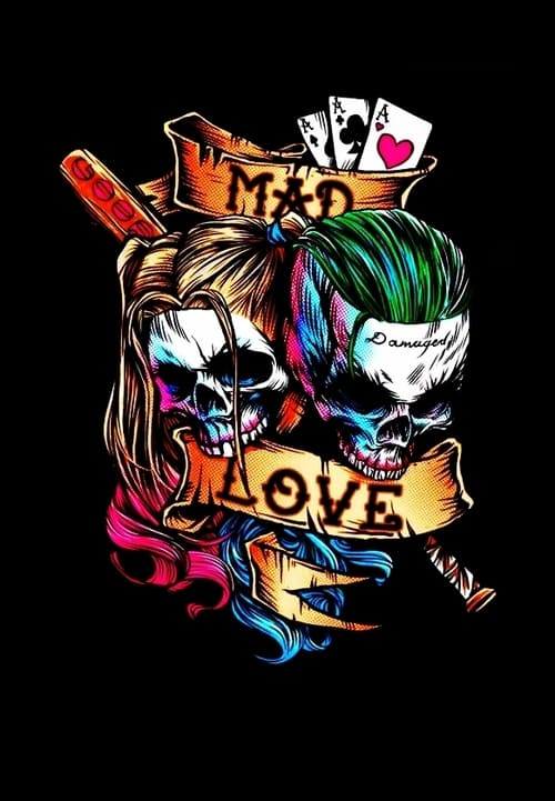 Untitled Harley Quinn & The Joker Project (1970)