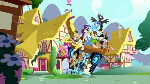 My Little Pony: Friendship Is Magic: Season 5 – Épisode Slice of Life