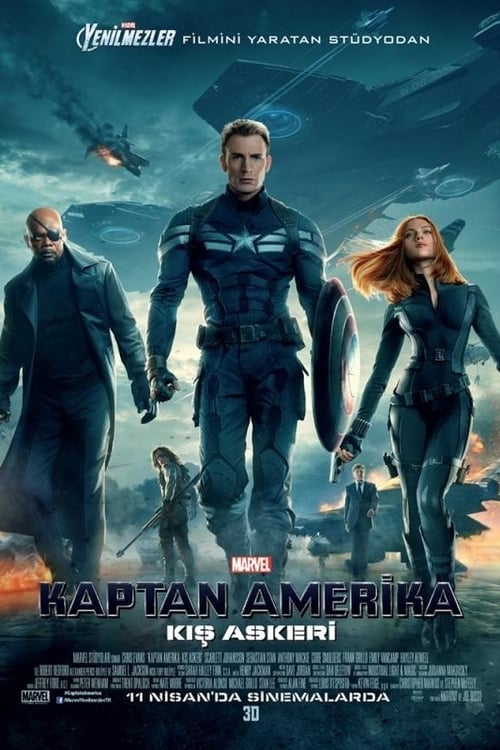 Captain America: The Winter Soldier ( Kaptan Amerika: Kış Askeri )