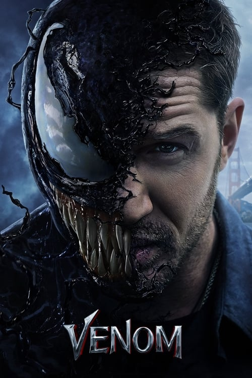 Venom 2D IMAX Movie Poster
