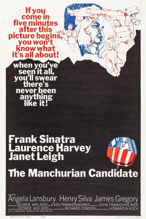 The Manchurian Candidate film en streaming