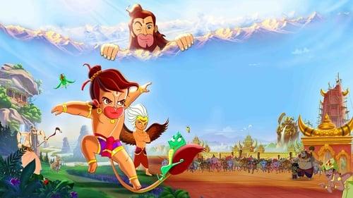Hanuman Da' Damdaar (2017) Hindi Free Movie Online HD