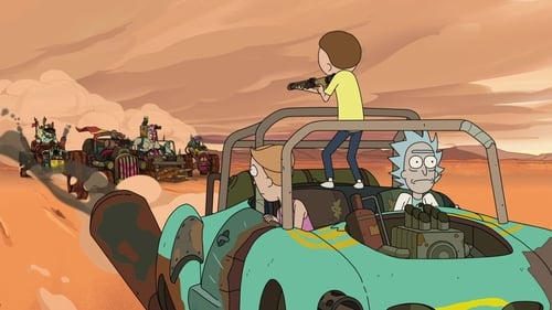 Assistir Rick and Morty S03E02 – 3×02 – Dublado