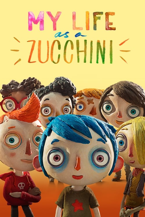 Watch My Life as a Zucchini (2016) Movie Free Online