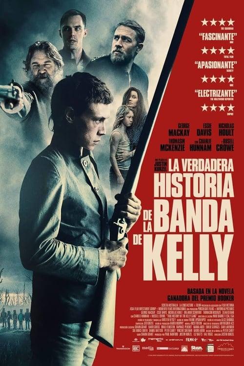 True History of the Kelly Gang pelicula completa