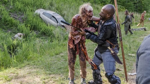 The Walking Dead - Season 8 - Episode 3: Monsters
