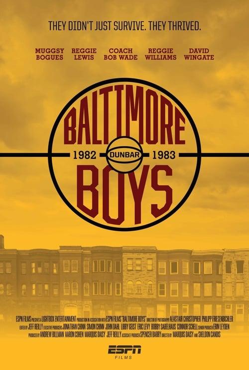 Regarde Le Film Baltimore Boys De Bonne Qualité