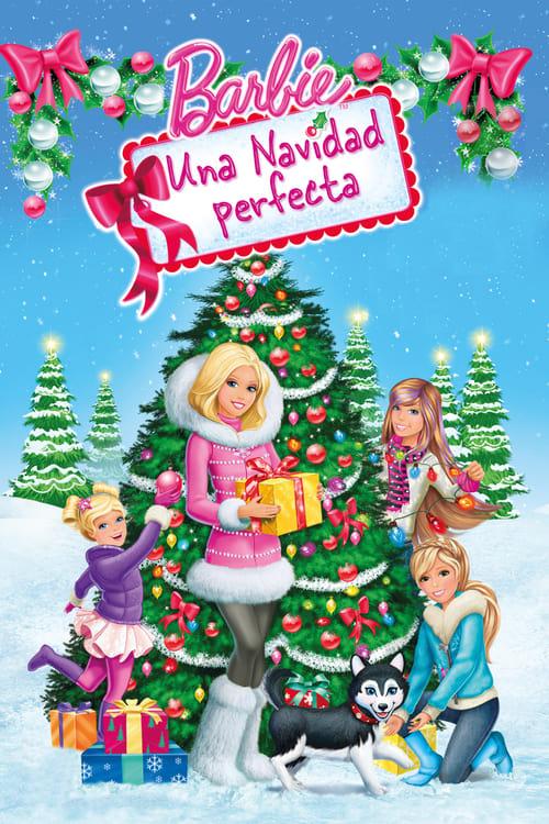 Mira La Película Barbie: Una Navidad Perfecta Doblada Por Completo
