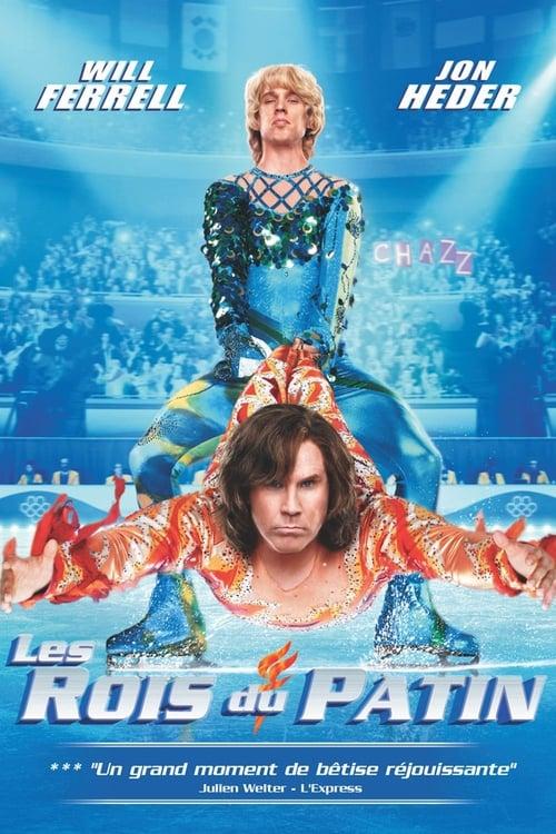 ✿ Les Rois du patin (2007) ★