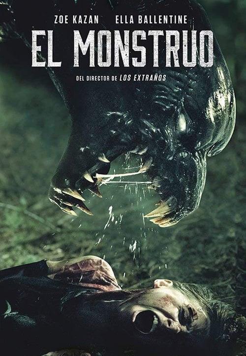 Película El monstruo (The Monster) En Buena Calidad Hd 1080p