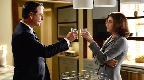 The Good Wife - Season 7 - Episode 7: Driven