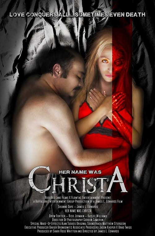 Her Name Was Christa Poster