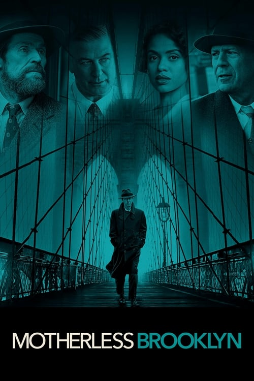 Película Motherless Brooklyn Con Subtítulos