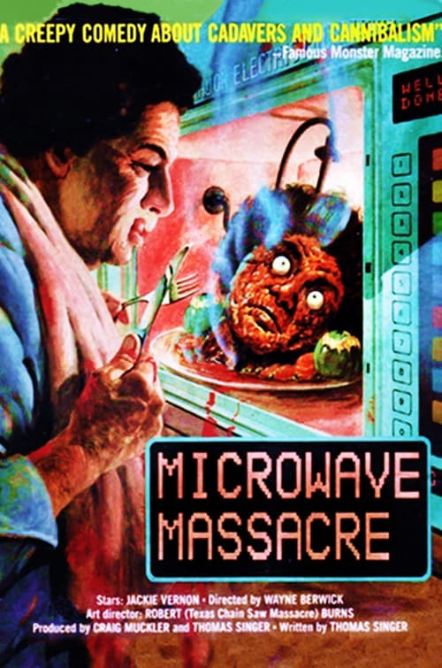 Filme Microwave Massacre Streaming