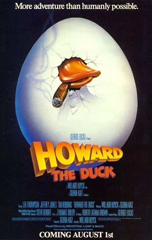 Streaming Howard the Duck (1986) Best Quality Movie