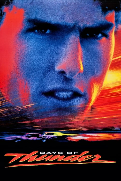 Days of Thunder - Poster